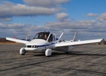 Primer coche volador llega en octubre