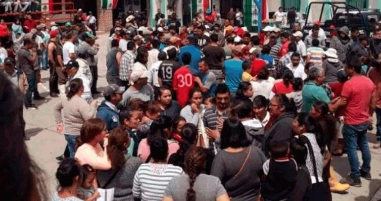 linchados, Metepec, Hidalgo: Linchan a cuatro personas en Metepec, Hidalgo