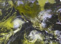 Rosa es huracán categoría 1, emiten alertas por su avance