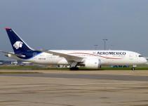 En el aire conflicto con Aeroméxico... Aplazan huelga