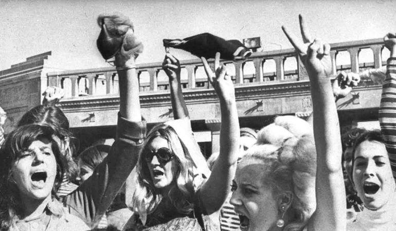 El mundo en 1968