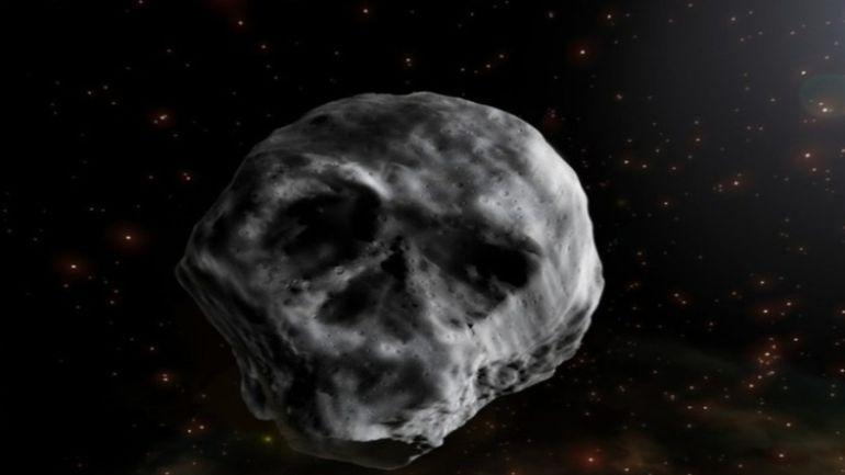 """Asteroide """"Calavera"""" se acercará a la Tierra"""