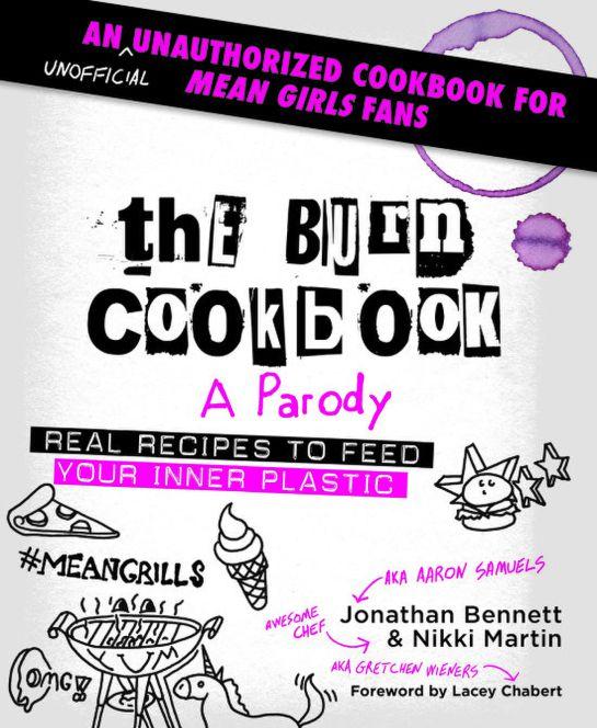Mean Girls: Burn book de Mean Girls existe y tiene recetas de...