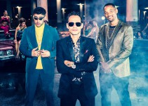 Marc Anthony, Will Smith y Bad Bunny estrena nuevo tema