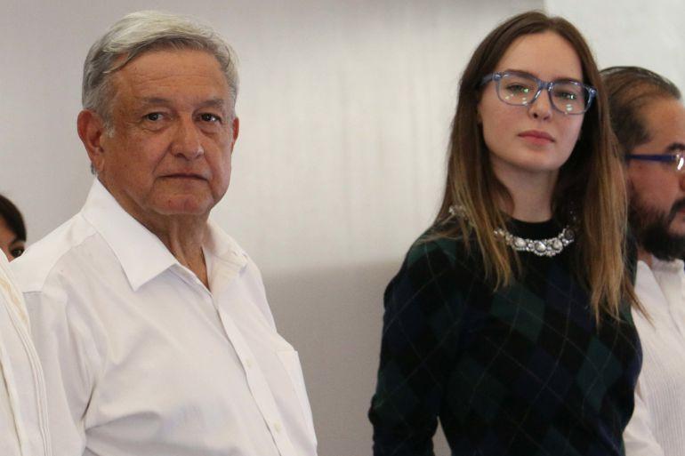Apapacha AMLO a Belinda por represalias