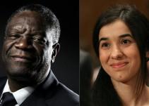 Ex esclava y ginecólogo ganan Premio Nobel de La Paz