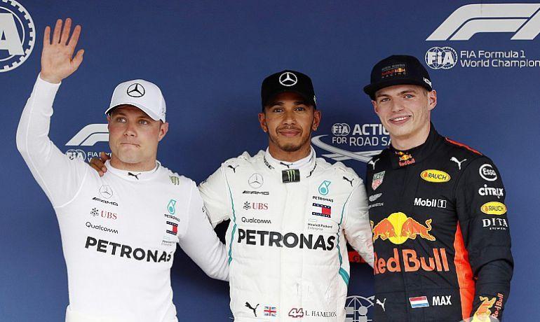 Lewis Hamilton se lleva el Gran Premio de Japón