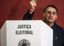 Hay elecciones en Brasil, elegirán nuevo Presidente