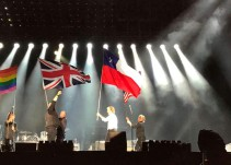Paul McCartney confunde banderas en el Festival ACL