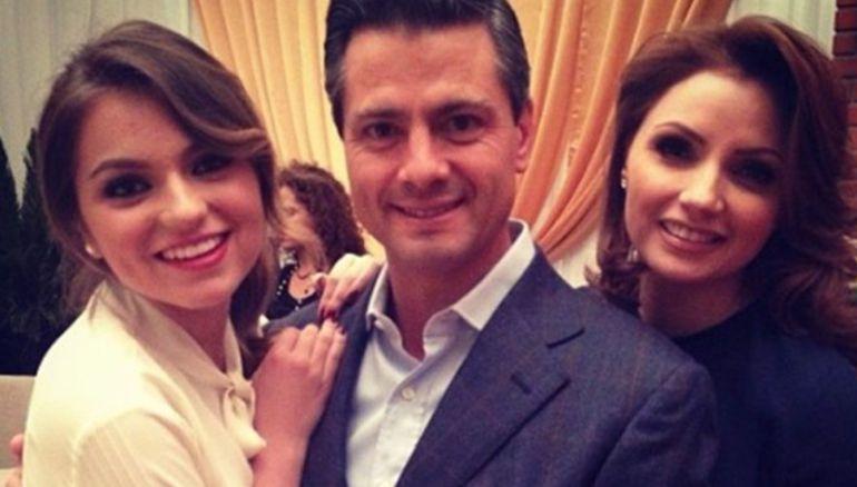 Sofía Castro divorcio de Angélica Rivera y el presidente Enrique Peña Nieto: Sofía Castro habla del divorcio de sus papás