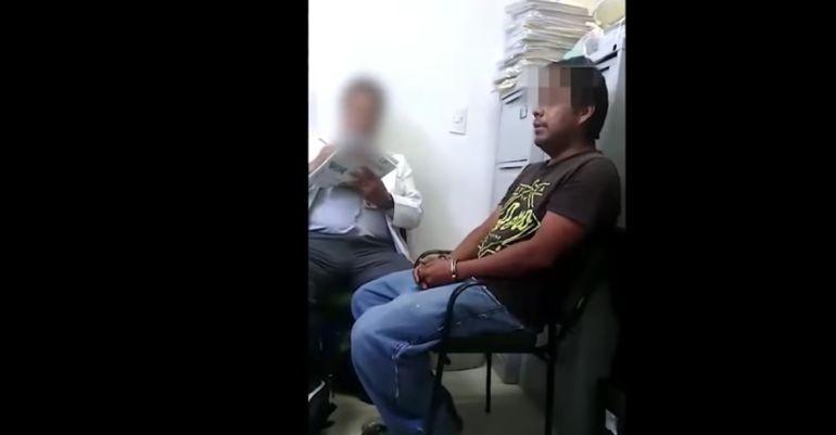 """Monstruo de Ecatepec, video: El """"Monstruo de Ecatepec"""" no saldrá libre"""