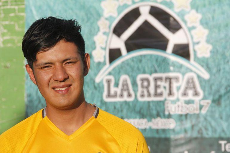 El mexicano que se hizo pasar por jugador de la Juventus