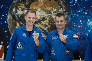 """Cohete """"Soyuz"""" realiza aterrizaje de emergencia"""