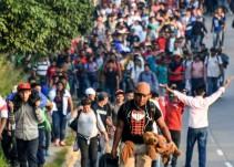 México advierte a hondureños que sin permisos no podrán entrar al país