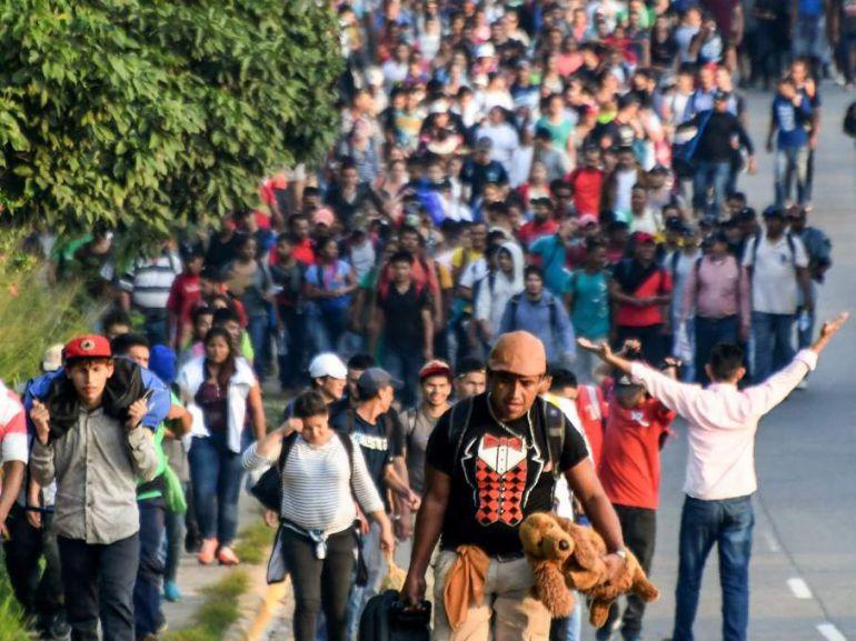 Segob señala que hondureños deben cumplir la ley para entrar a México