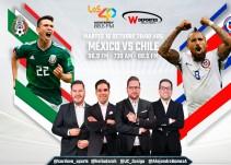 México buscará venganza ante Chile