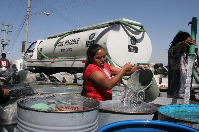 corte de agua, cdmx: Se reduce de 96 a 72 horas el corte de agua en la CDMX