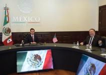México define la soberanía de su política migratoria con respeto a los derechos humanos: EPN