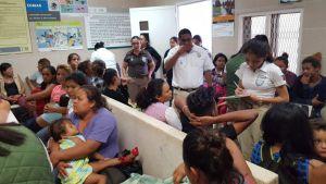 Recibe SEGOB 640 solicitudes de refugio de migrantes en Chiapas