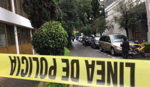Registran balacera fuera de la casa de Norberto Rivera
