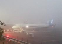 Cierran Aeropuerto por niebla