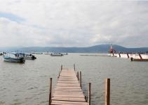 """Pobladores cerca del Lago de Chapala viven """"milagro"""" gracias a Willa"""