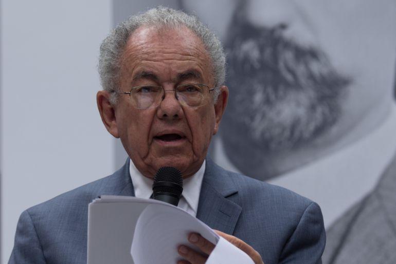 NAIM, Jiménez Espriú: Las dos opciones para el NAIM son viables: Jiménez Espriú