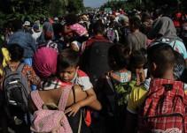 Caravana migrante no es peligro de seguridad nacional: Renato Sales