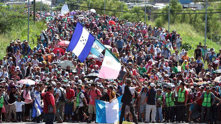 Anuncia Sánchez Cordero plan para la contención de migrantes en el Istmo