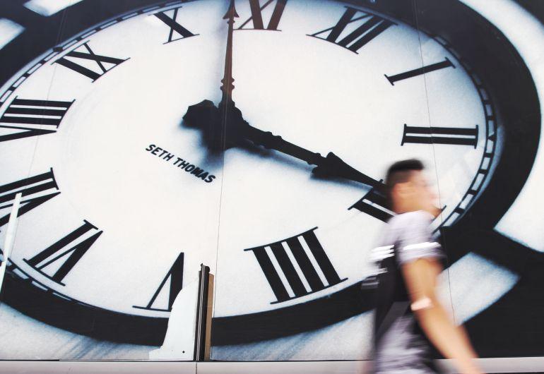 cambio de horario: Este domingo termina el horario de verano