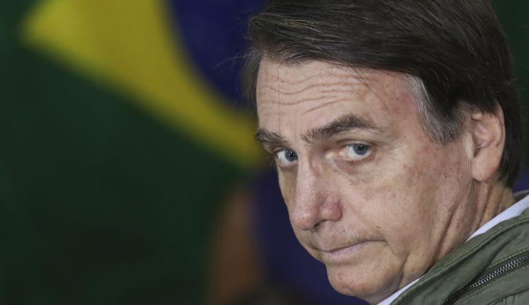 Brasil elige como presidente al ultraderechista Jair Bolsonaro