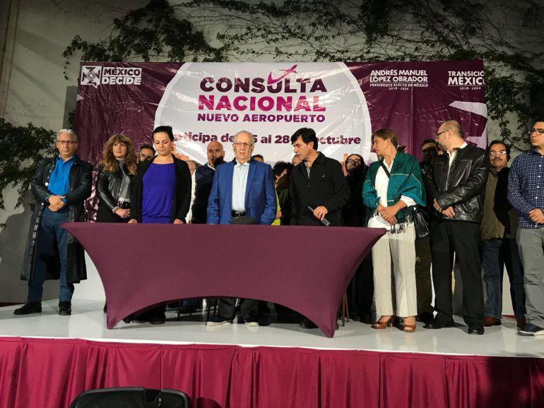 Gana Santa Lucía como opción para nuevo Aeropuerto