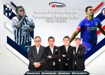 Monterrey y Cruz Azul disputan la final de la Copa MX