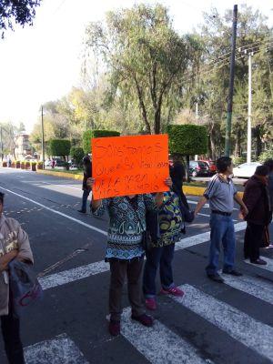 Pagan hasta 3 mil pesos por pipa de agua en Azcapotzalco
