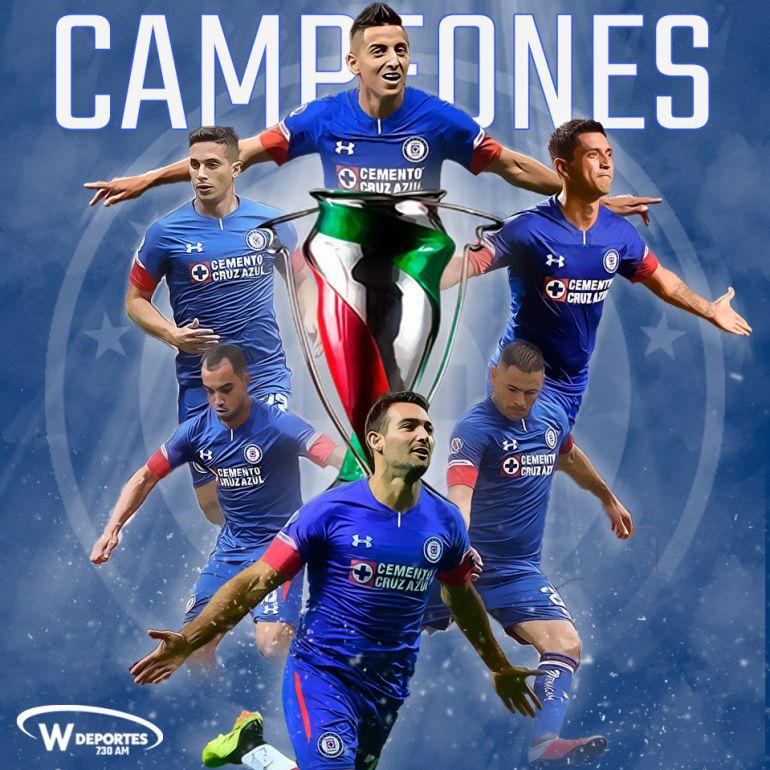 Cruz Azul es campeón de la Copa MX