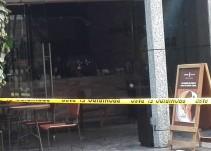 Registran flamazo en restaurante de Lomas de Chapultepec