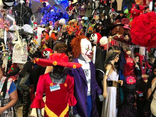 Los disfraces más buscados para este Hallowen