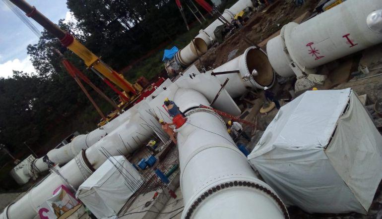 El viernes se restablecerá el suministro de agua: Sacmex - Conagua