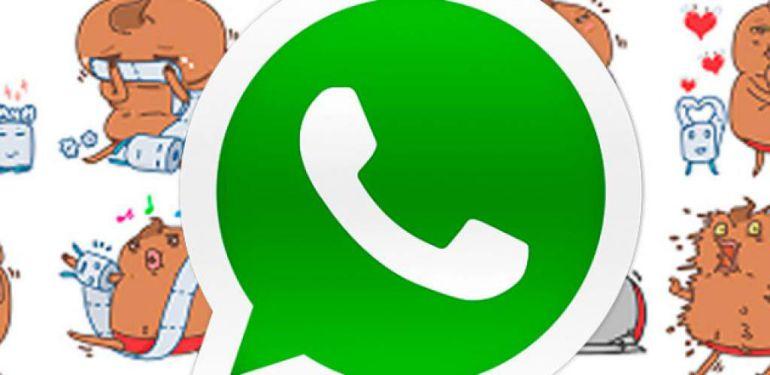 Crea stickers con la nueva aplicación de WhatsApp