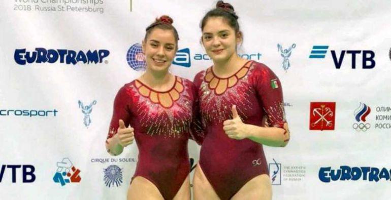 Mexicanas obtienen medalla de bronce