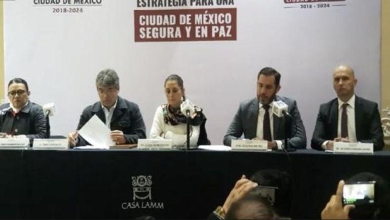 Jesús Orta, próximo titular de la SSPCDMX