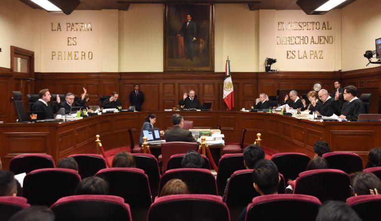 SCJN, Ley de Seguridad Interior: Declara SCJN inconstitucional la Ley de Seguridad Interior