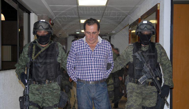 """Muere el narcotraficante Héctor Beltrán Leyva """"El H"""""""