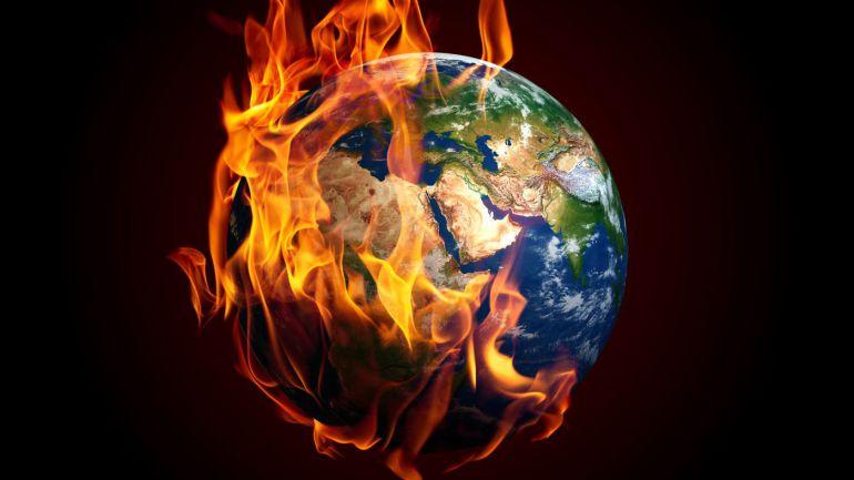 Alerta mundial: se registra una de las temperaturas más altas en 32 años