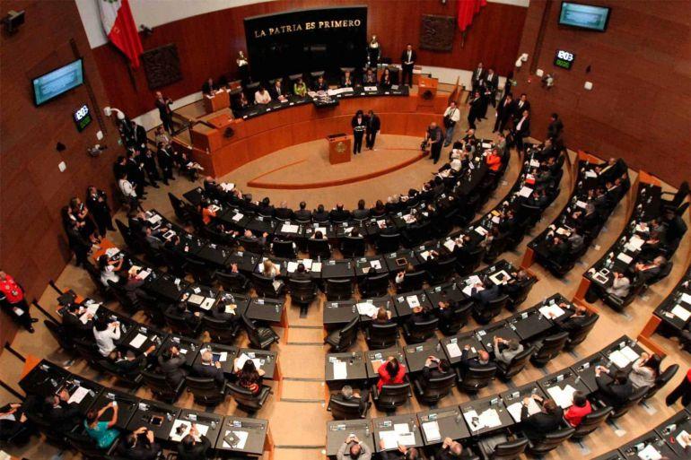 Senado, AMLO: Senado da luz verde a nuevo gobierno de AMLO