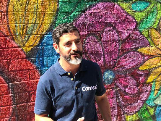Comex pinta de colores a la CDMX y 12 estados de la República