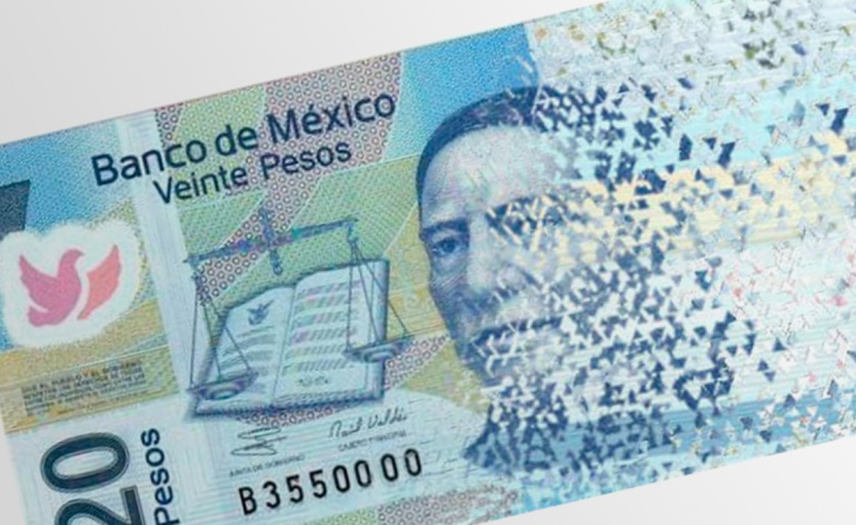 Que no te sorprendan; conoce la nueva moneda conmemorativa de 20 pesos