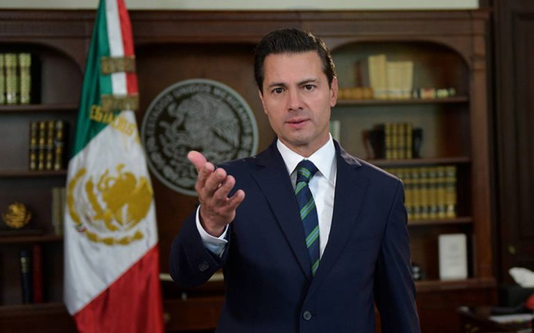 Peña Nieto concluye su gobierno con la peor aprobación de las últimas décadas