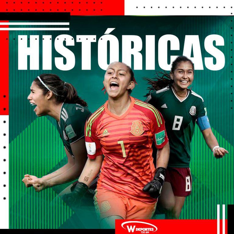 México avanzó a la final
