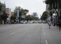 Calles cerradas por toma de posesión de AMLO
